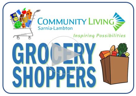 Grocery Shoppers Video